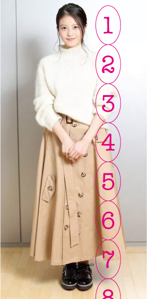 今田美桜 スタイル良すぎで可愛い! 体型維持の秘訣は?