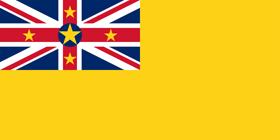 ニウエ,国旗